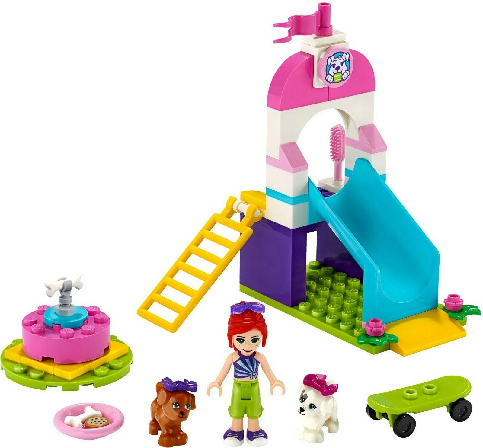 Lego 41396 Puppy Playground Adventures New Building Play