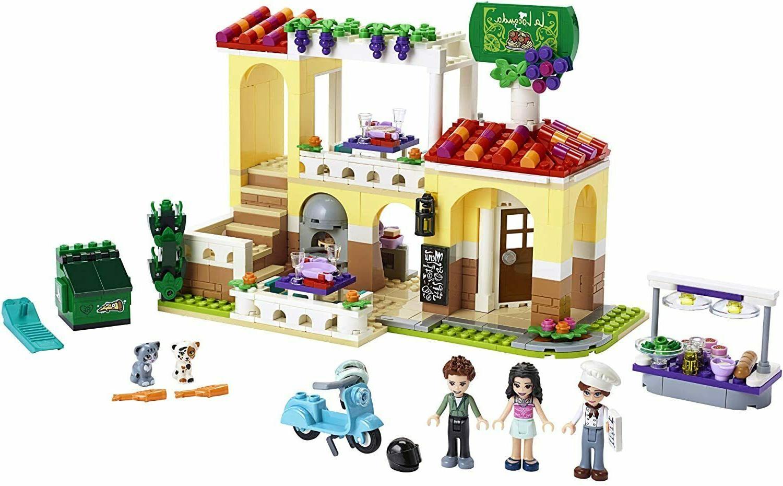 LEGO Heartlake Restaurant 41379 Playset 624 pieces