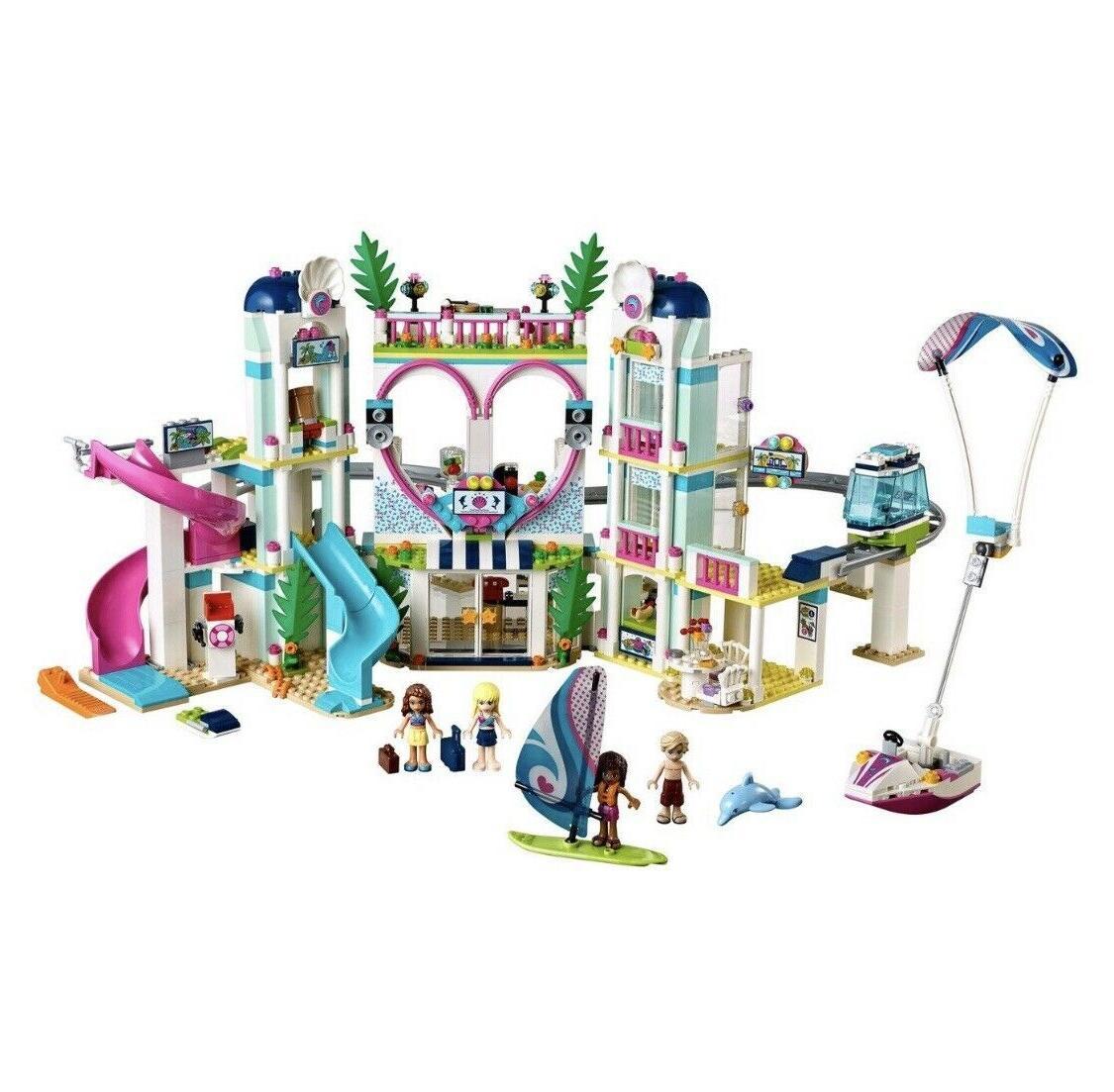 LEGO® Friends Heartlake Waterpark Resort Sets 1017P