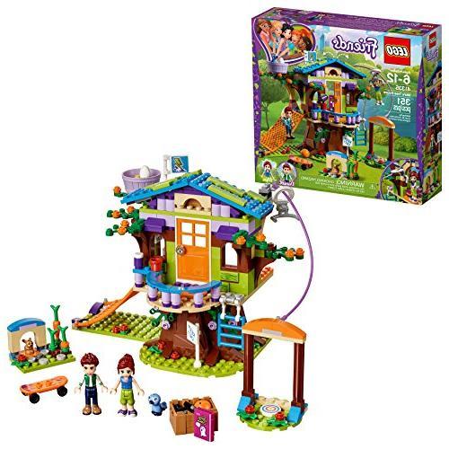 Lego Friends Mias Tree House 41335 Creative Building