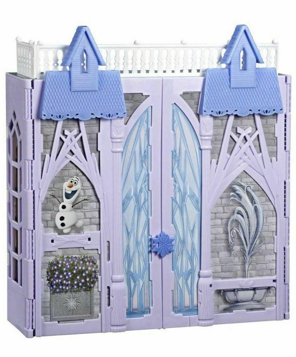 Disney and Portable Castle