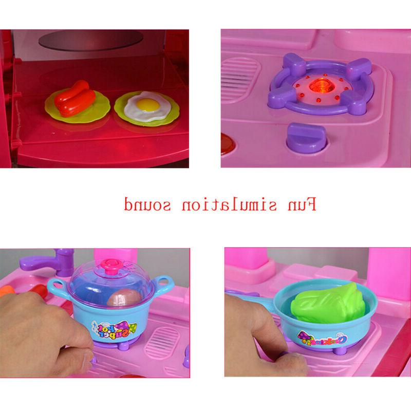 Funny Play Kids Kitchen
