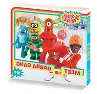 Yo Gabba Gabba 8 x 8 Value Pack: Baby Teeth Fall Out, Big Te