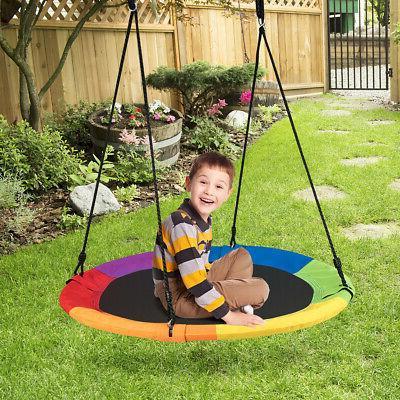 Giant Tree Swing Play Set Swing Kids