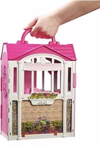 Barbie Glam Getaway Dollhouse Play Set 20+ Pieces