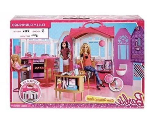 glam getaway house dollhouse play set 20