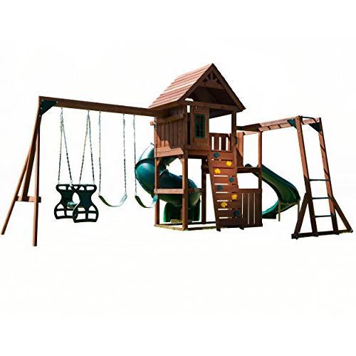 Swing-N-Slide Grandview Swing Set