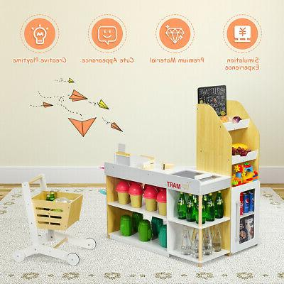 Grocery Store Play Set with