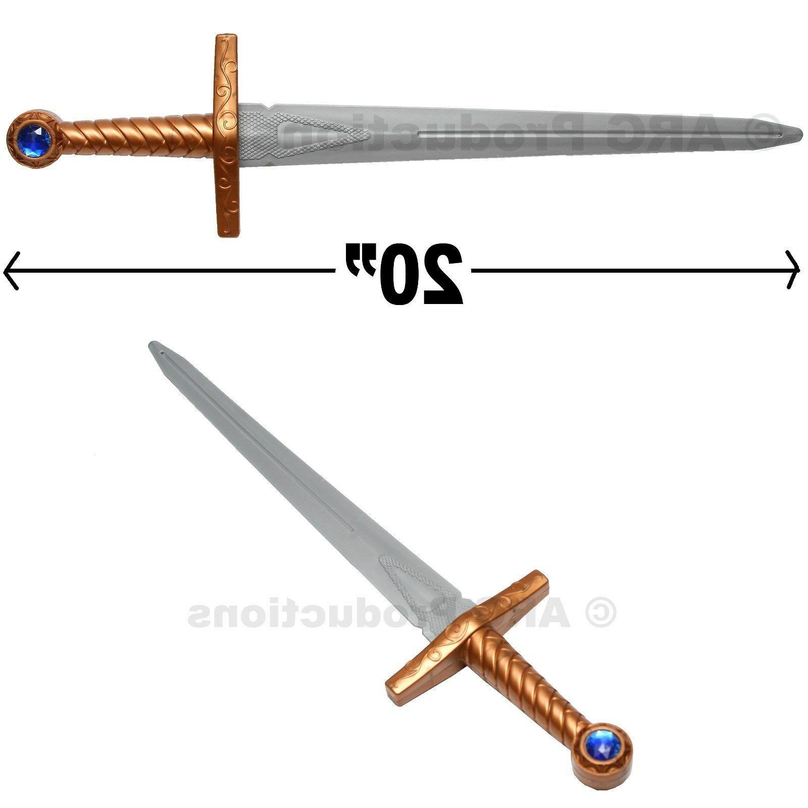 halloween knight sword costume accessory