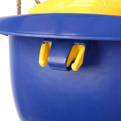 High Back Wide Belt Child Set Blue