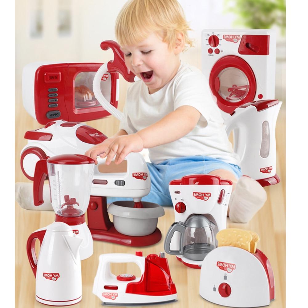 Household Appliances Kitchen Machine Vacuum Cleaner <font><b>Toys</b></font> For Kid <font><b>Toys</b></font>