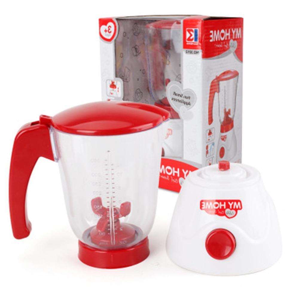 Household Appliances Play Kitchen Children <font><b>Toys</b></font> Machine Toaster Cleaner <font><b>Cooker</b></font> Kid <font><b>Toys</b></font>