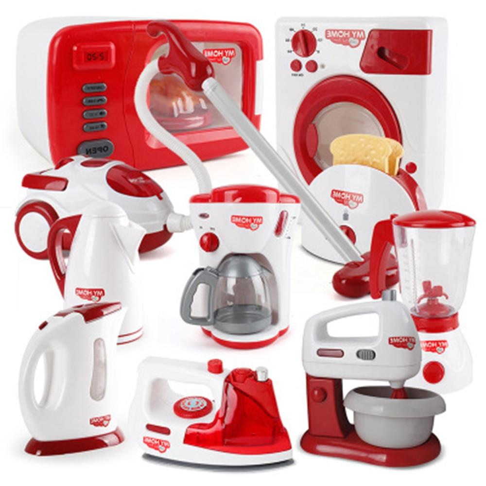 household appliances pretend play kitchen children font