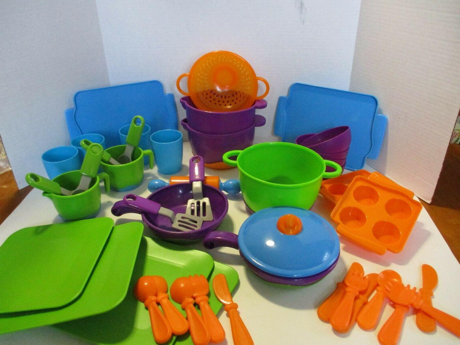 inc ler9257 cooking play set 44 piece