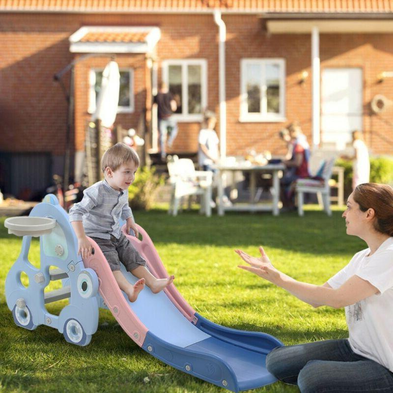 indoor outdoor playground slide set play slide