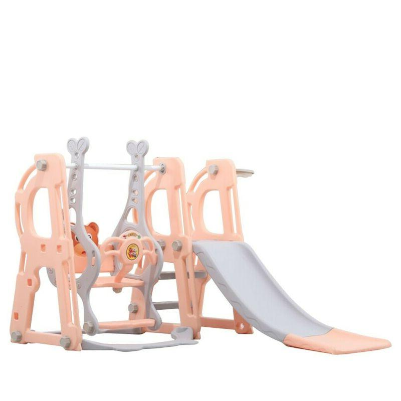 Swing Kids Climber Sliding Playset