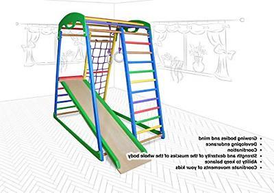Indoor Toddler Slide Gym – – -