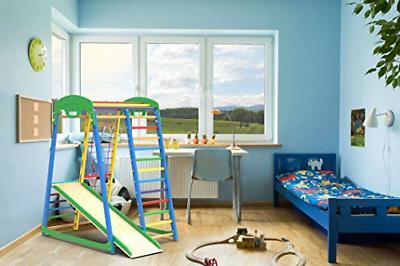 Indoor Toddler Slide – Gym Activity