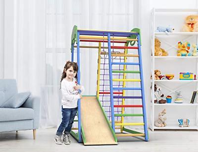 Indoor Toddler Slide – Gym – -