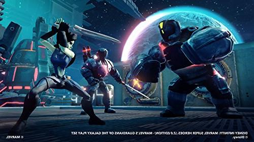 Disney Infinity: Super Heroes - of Galaxy