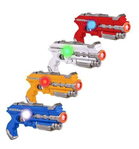 infrared laser tag guns 4