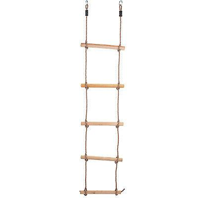 Jungle Swing Set Kids Play Obstacle Climbing Toy Outdoor