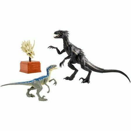 Jurassic World Battle Damage
