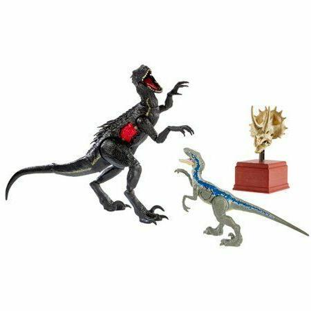 Jurassic Lockwood Battle Jurassic Park Mattel!!