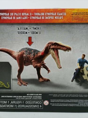 Mattel Dinosaur Action