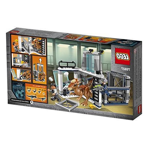 LEGO Jurassic Stygimoloch Breakout