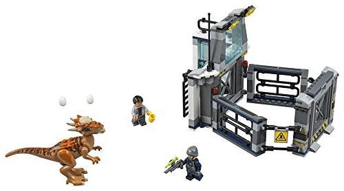 LEGO Jurassic Stygimoloch Breakout 75927