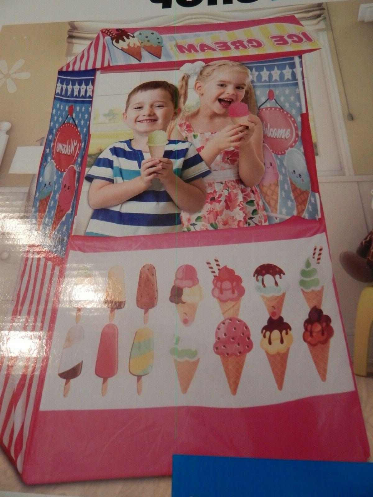 Kid Cream Dessert Pretend Play Supermarket