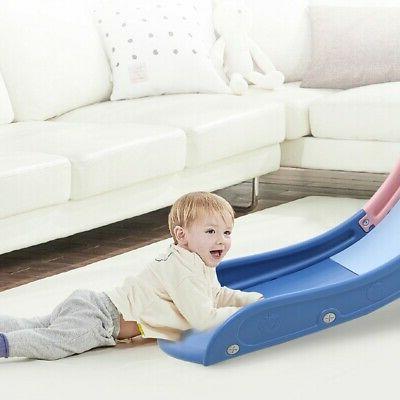 Kid Play Set Slide First Indoor/Outdoor Gym Preschool