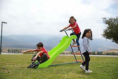 Kids Slide: Freestanding Equipment Playset