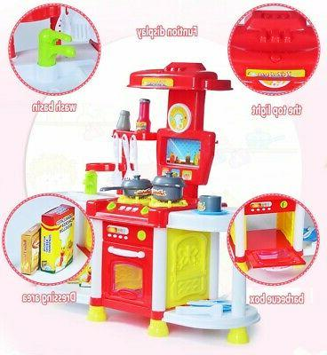 Kids Play Toy Cooking Toys Gift Gift
