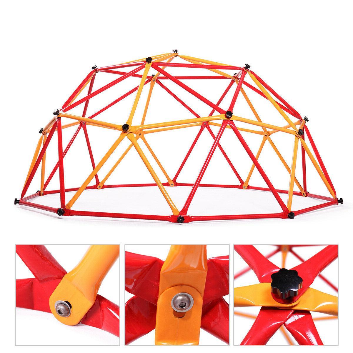 Kids Dome Space Climber Playground  Play set Outdoor Climbin