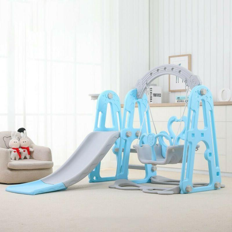 Kids Indoor/Outdoor Playground & and Play Gift