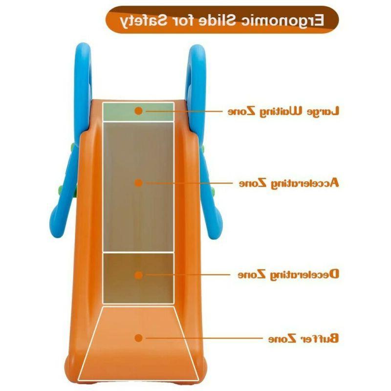 Children's Slide Playground Hoop