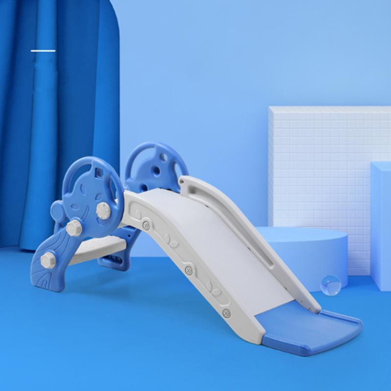 Kids Playground Playset Slide BLUE