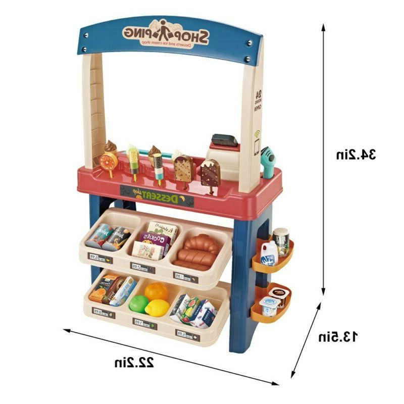 Kids Cart Pretend Play Toy