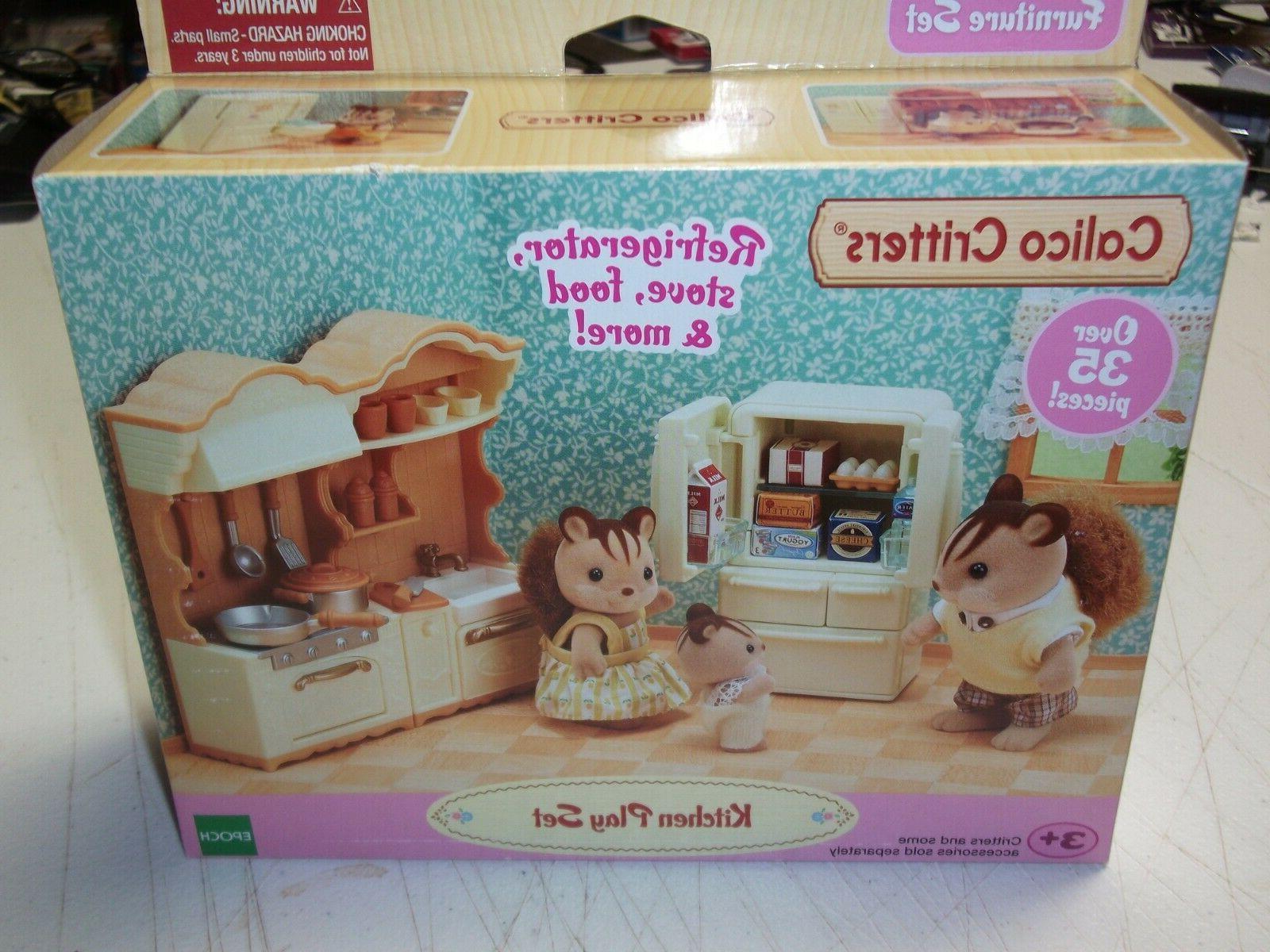 kitchen doll furniture set