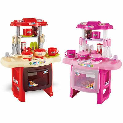 Kitchen Kids Toys Cook Play for Children Gift