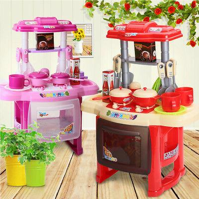 kitchen kids cooking pre school toys cook