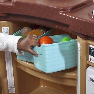 Kitchen Set Pretend Baker Toy Playset