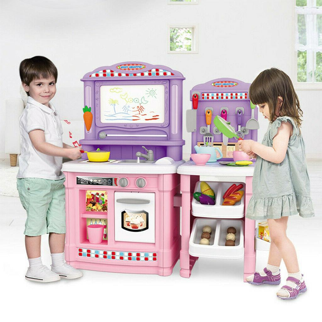 kitchen playset play for kids pretend play