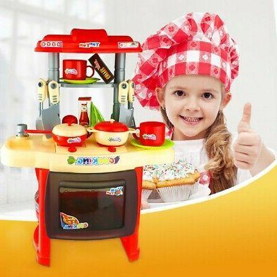 Kitchen Pretend Play Kitchenware