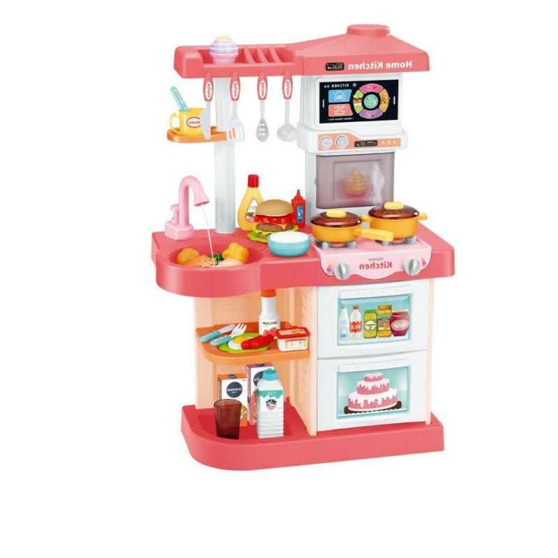 Kids Kitchen Play For Kids Set