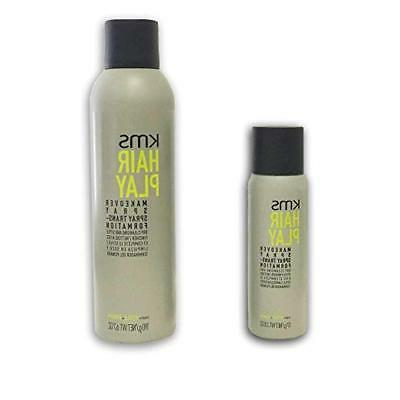 kms hair play make over spray 6