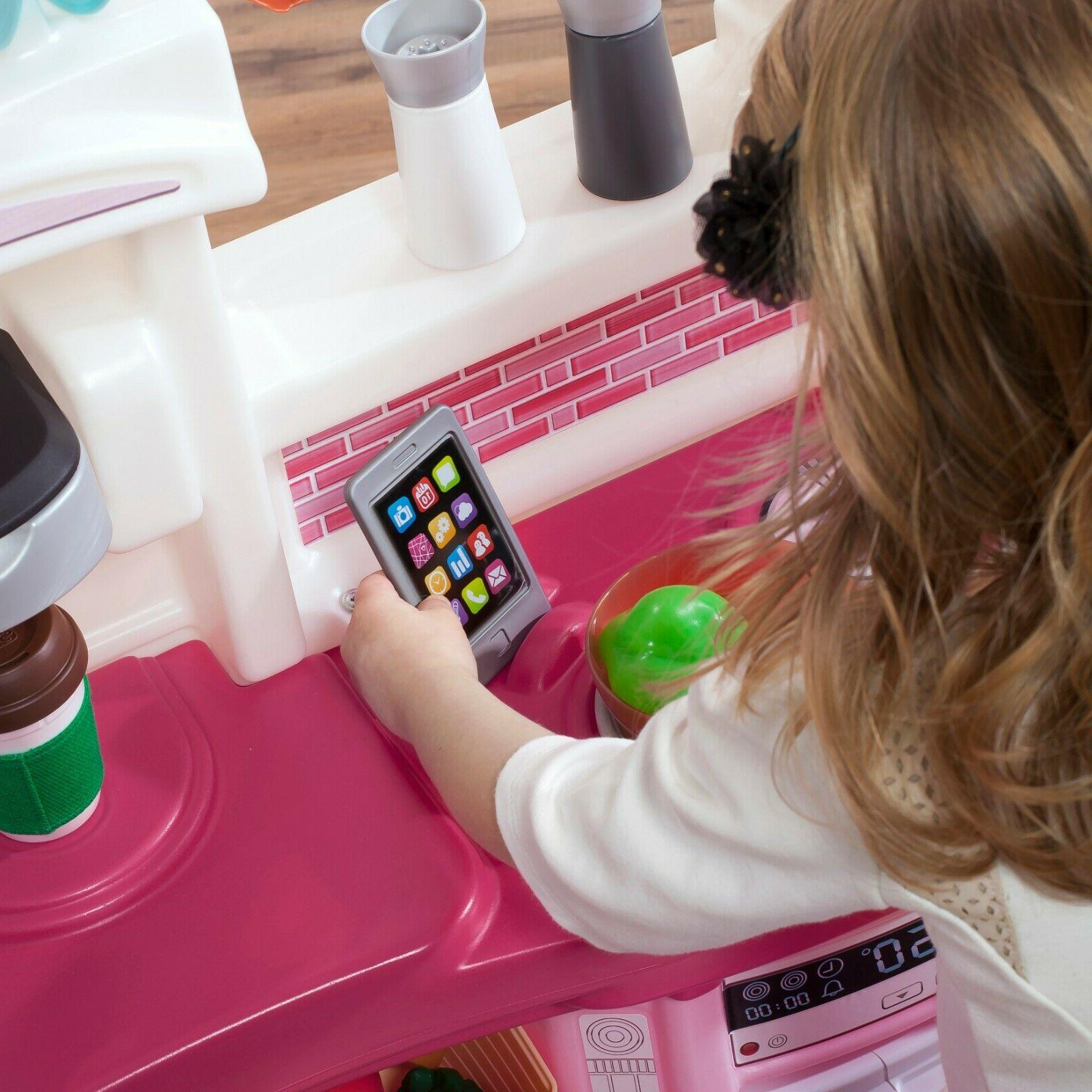 Pretend Playset Kids Set Cooking Birthday