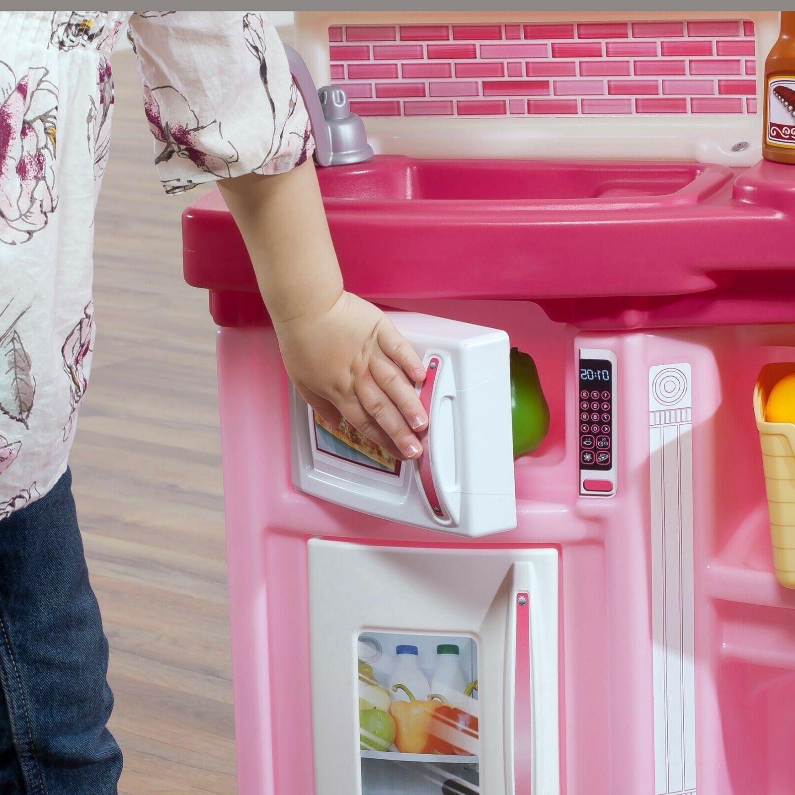 Pretend Kitchen Kids Cooking Toddler Birthday